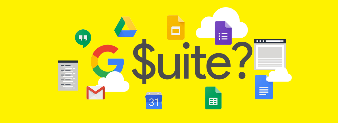 News banner of G-Suite